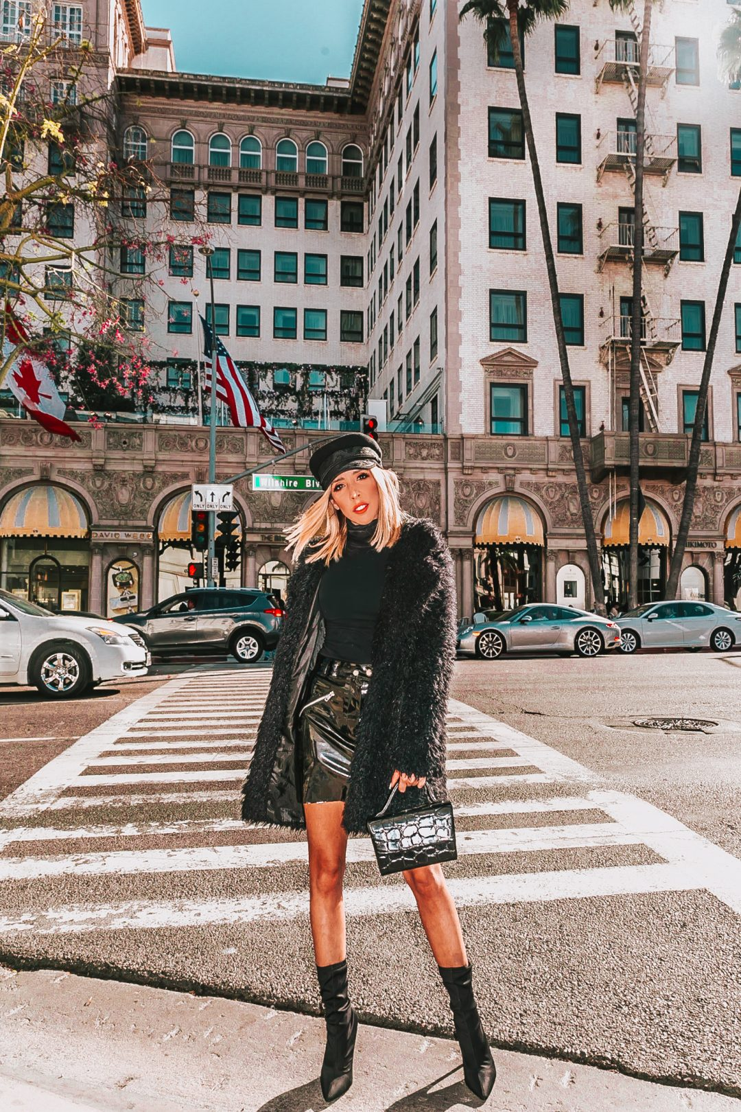 3c39dfacb1aa Why I love to wear faux fur coats during Fall and Winter + best ...